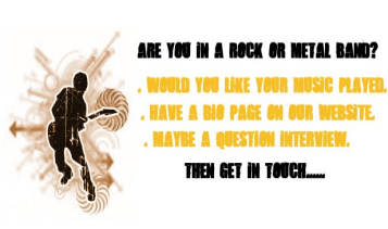 Are You In A Rock Or Metal Band?